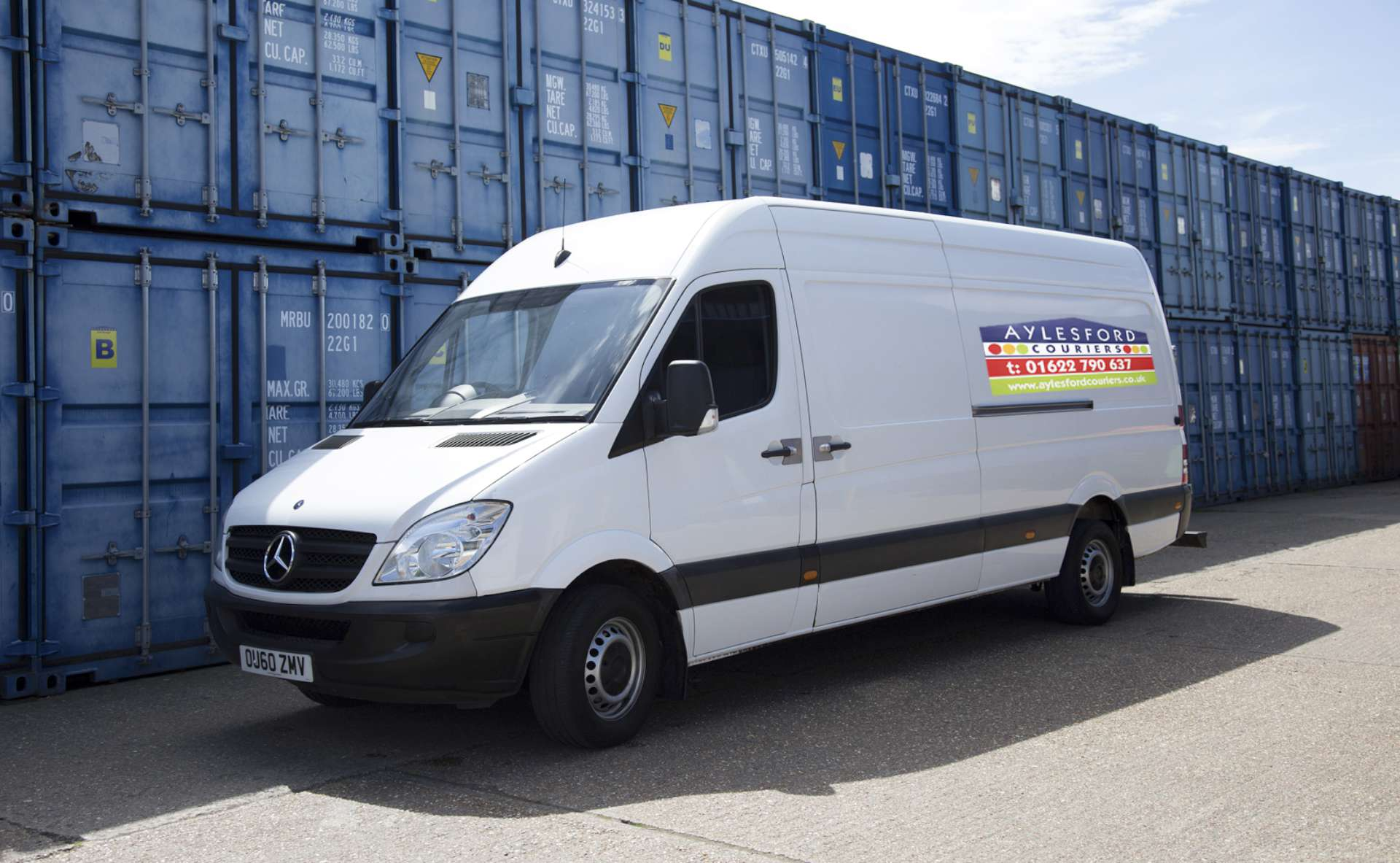 Courier Maidstone, Aylesford Couriers (1)