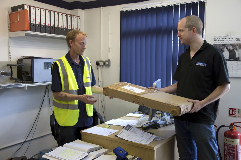 Courier Maidstone, Aylesford Couriers (7)